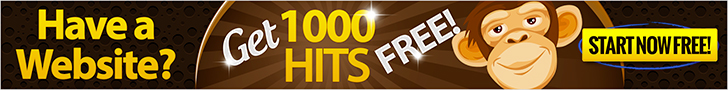 Get 1000 Hits To Your Website Free